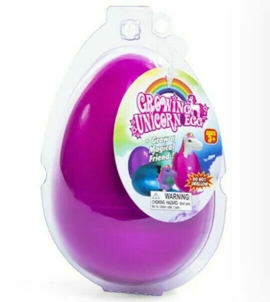 UNICORN HATCHING EGG NV300 CHILDRENS FANTASY FUN TOY HATCH YOUR OWN UNICORN