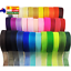 Woven Edge Organza Ribbon 25 mm Width Decorative Ribbon