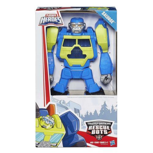 Transformers Epic Series Playskool Heroes Salvage Figure
