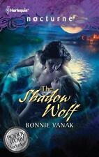 The Shadow Wolf Bonnie Vanak 2011 Paperback Harlequin Nocturne #120 New Khamsin