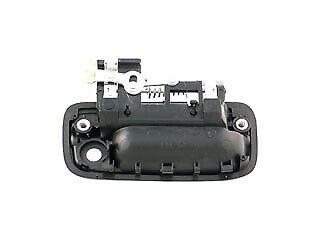 Driver Outside Door Handle Black for 95-04 TACOMA Left Front