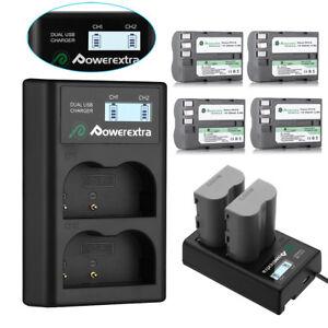 EN-EL3E-Battery-amp-USB-Dual-Charger-for-Nikon-D50-D70-D70s-D80-D90-D700-D300-D200