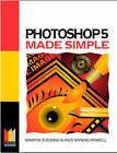 Photoshop Made Simple by Rod Wynne-Powell, Martin Evening (Paperback, 1999)