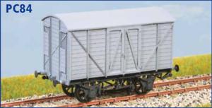 GWR-10T-Mink-A-Goods-Van-V12-14-16-OO-gauge-Parkside-PC84-free-post