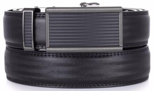 Adjustable Ratchet Belt For Men Gift Wrap Gallery Seven Leather Click  Belt
