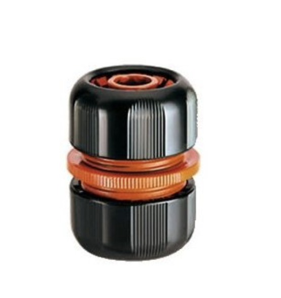 """Claber 5/8"""" - 3/4"""" Hose tap fitting with 1/2"""" Quick Lock Hoze Lock Fitting 8813"""