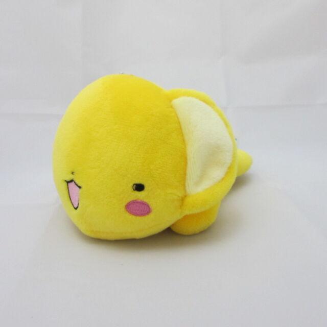 Lot 2 pcs New Card Captor Sakura Kero /& Spinner Sun Plush Stuffed Soft toy Doll