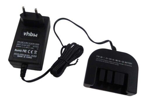 HP126K per BLACK /& DECKER HP126FSC VHBW HP126FSH Caricabatterie 1.2V-18V