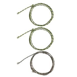45LB-Lead-Core-Leaders-Looped-Carp-Fishing-Line-PE-Braided-Hair-Rigging-Tool