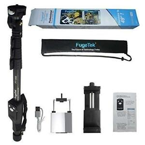 3-Pack-Open-Box-Fugetek-Selfie-Stick-49-034-Bluetooth-Remote-iPhone-GoPro-Android