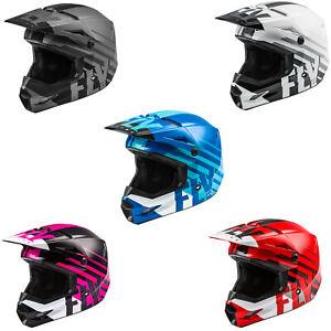 Fly Racing Kinetic Thrive MX Motocross Offroad Helmet