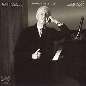 ARTHUR-RUBINSTEIN-RUBINSTEINS-LAST-SOLOBEETHOVEN-PIANO-SONATA-NO-18-JAPAN-CD-B63