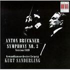 Anton Bruckner - : Symphony No. 3 In D Minor (1994)