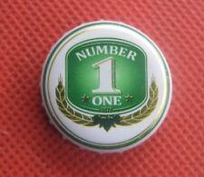 "Nelle CALEDONIE -NEW CALEDONIA - CAPSULE BIERE "" NUMBER ONE "" + 1 ETIQUETTE"