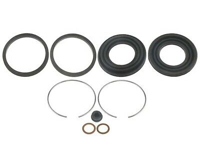 Disc Brake Caliper Repair Kit-Professional Grade Caliper Seal Kit Front fits RL