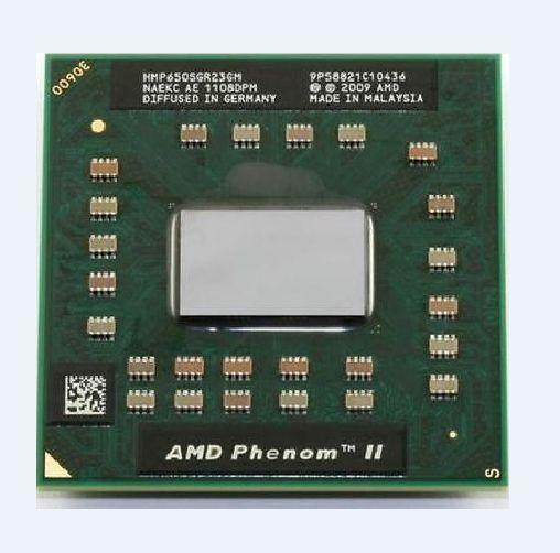 AMD Phenom II x2 P650 2.6GHz 2MB  HMP650SGR23GM Laptop Processor CPU