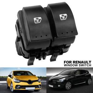 Renault-Clio-II-2-8200060045-Interrupteur-Commande-Bouton-Leve-Vitre-Electriqu