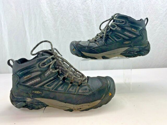 Boulder Mid Waterproof Industrial Boot