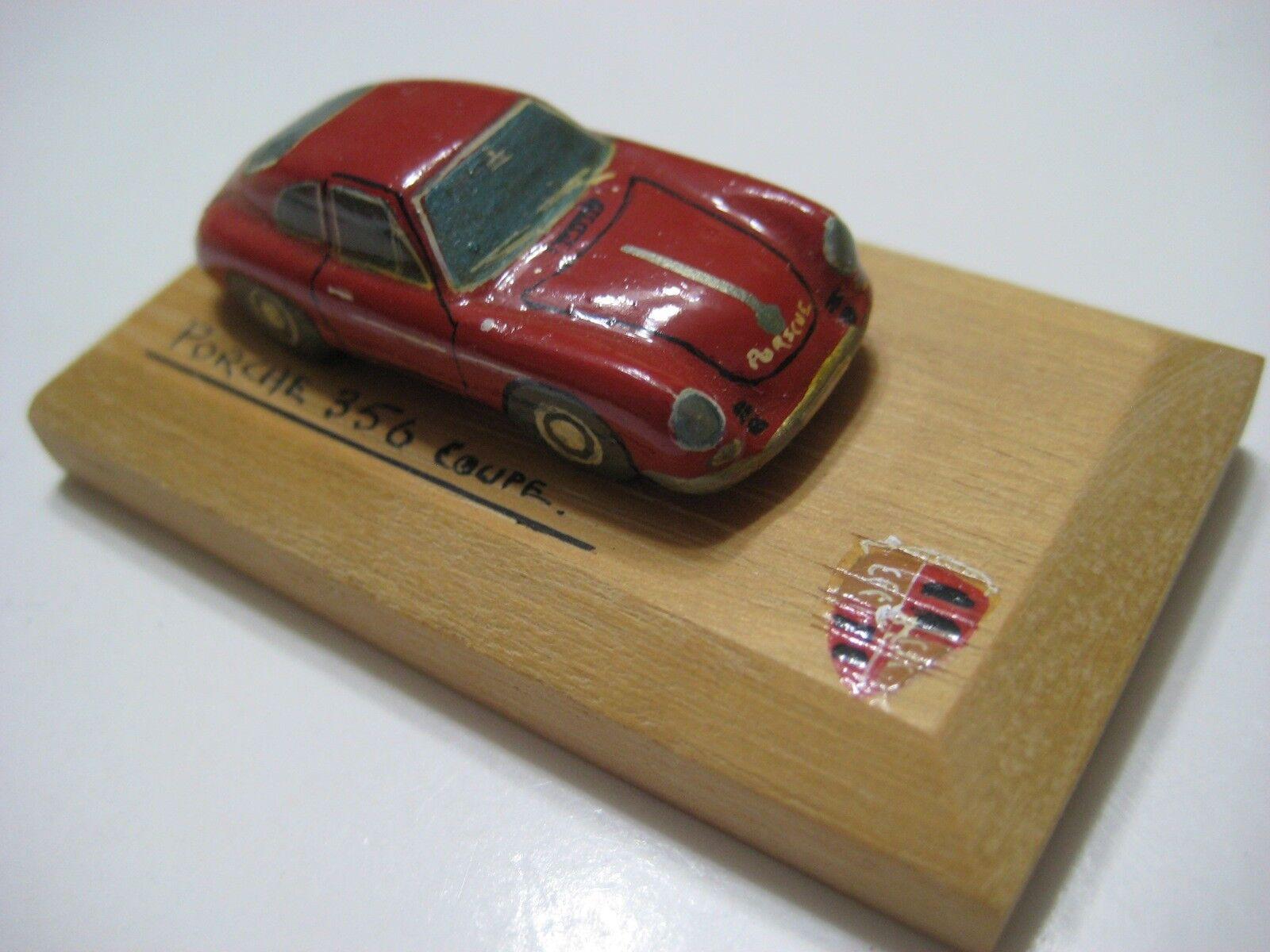 stradaace repliche Rosso PORSCHE 356 COUPE 1 100 GessoMOLTO RARO