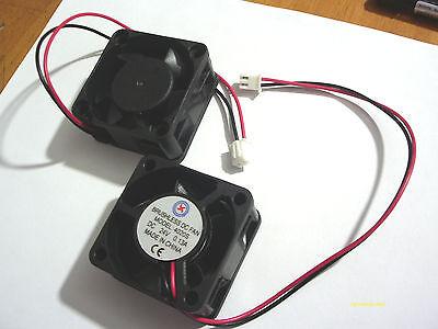1PCSX2pin DC Brushless Cooling Fan DC 24V DC Fans 40 x 40 x 20mm 4020s