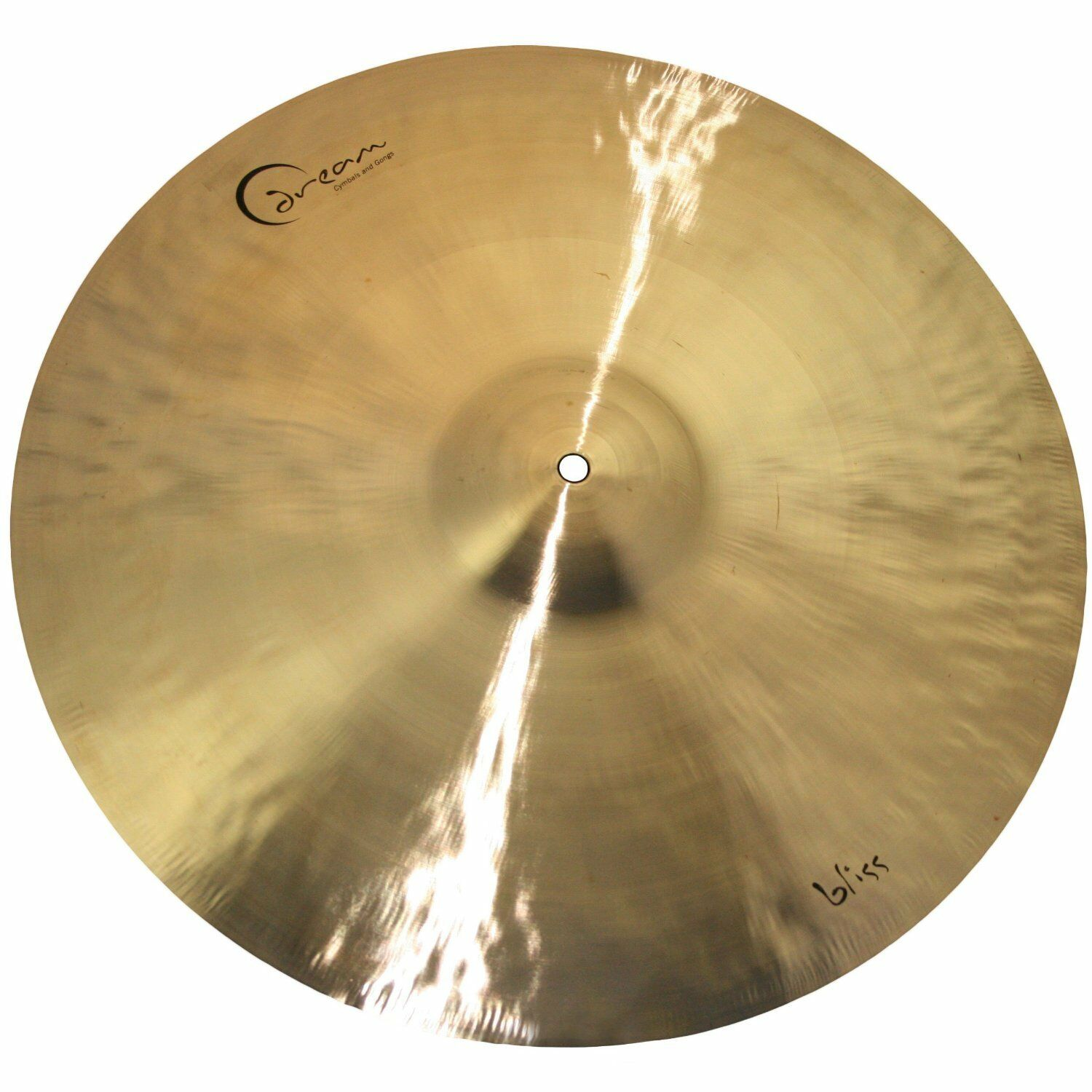 Dream Cymbals BPT20 20  Bliss Series Vintage-Style Thin Crash Cymbal FREE 2DAY