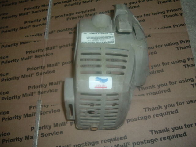 USED - ECHO GT-200R - TRIMMER - ENGINE COVER / SHROUD