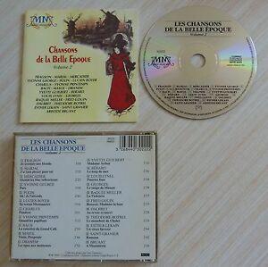 CD-ALBUM-LES-CHANSONS-DE-LA-BELLE-EPOQUE-VOL-2-22-TITRES-1989