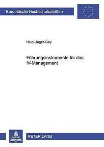 Fuehrungsinstrumente-Fuer-Das-Iv-management-Paperback-by-Jager-Goy-Heidi-B
