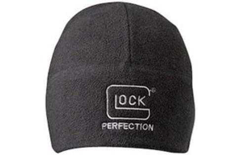 Glock Authorized Apparel GLAP70211 Men's Black OEM Perfection Fleece Beanie- O/S