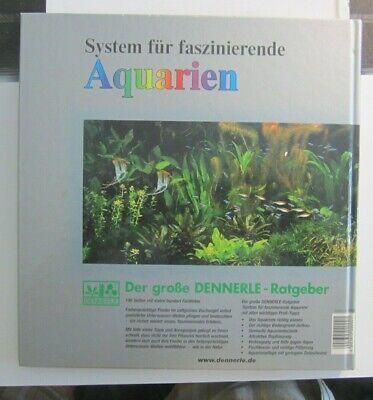 2019 Neuestes Design Dennerle - System Für Faszinierende Aquarien, 190 Seiten