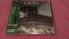 T.A.T.U. TATU DANGEROUS AND MOVING CD ALBUM JAPAN WITH GREEN OBI 15 TRACKS N/S