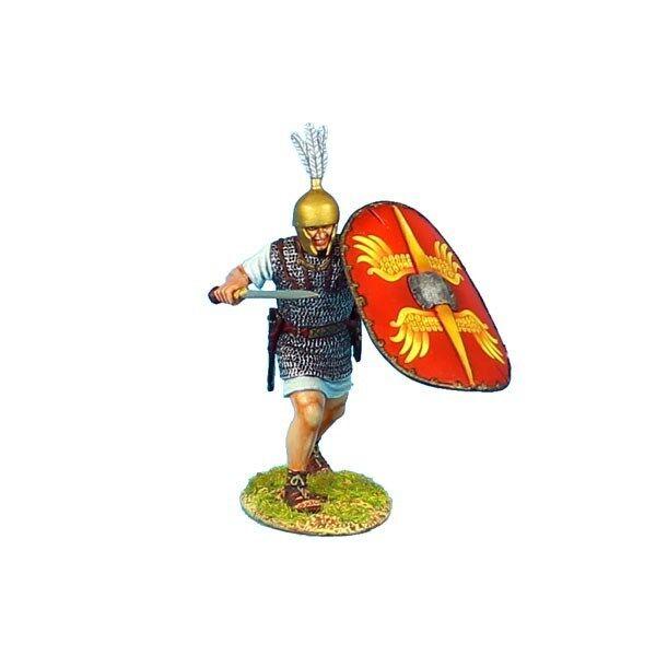 First Legion  ROM058 Caesarian Roman Legionary with Gladius