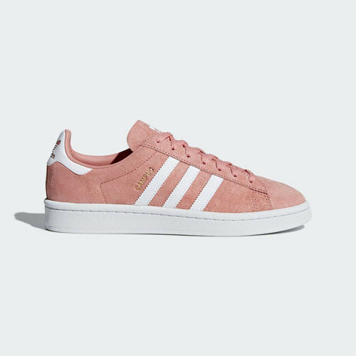 Adidas B41939 Campus fonctionnement chaussures pink blanc sneakers