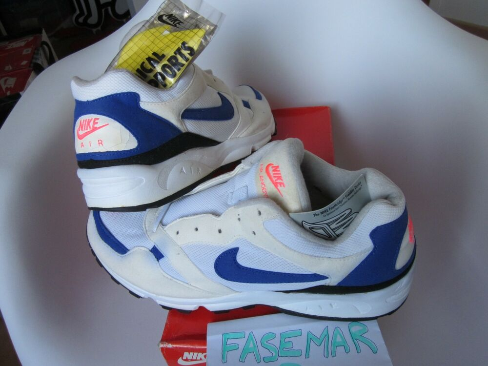 RARE NIKE AIR ANODYNE 1991 US13 DS OG VINTAGE JORDAN ATMOS OFF-blanc AIR MAX 95
