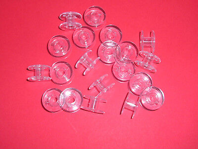 20 Bobinas de Máquina de Coser Janome//Newhome 11.5MM X 21MM