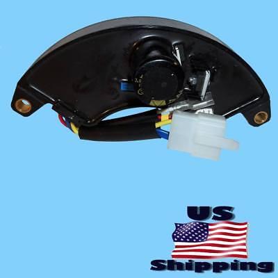 Harbor Freight AVR /& Carbon Brush for Predator 68526 68525 Voltage Regulator