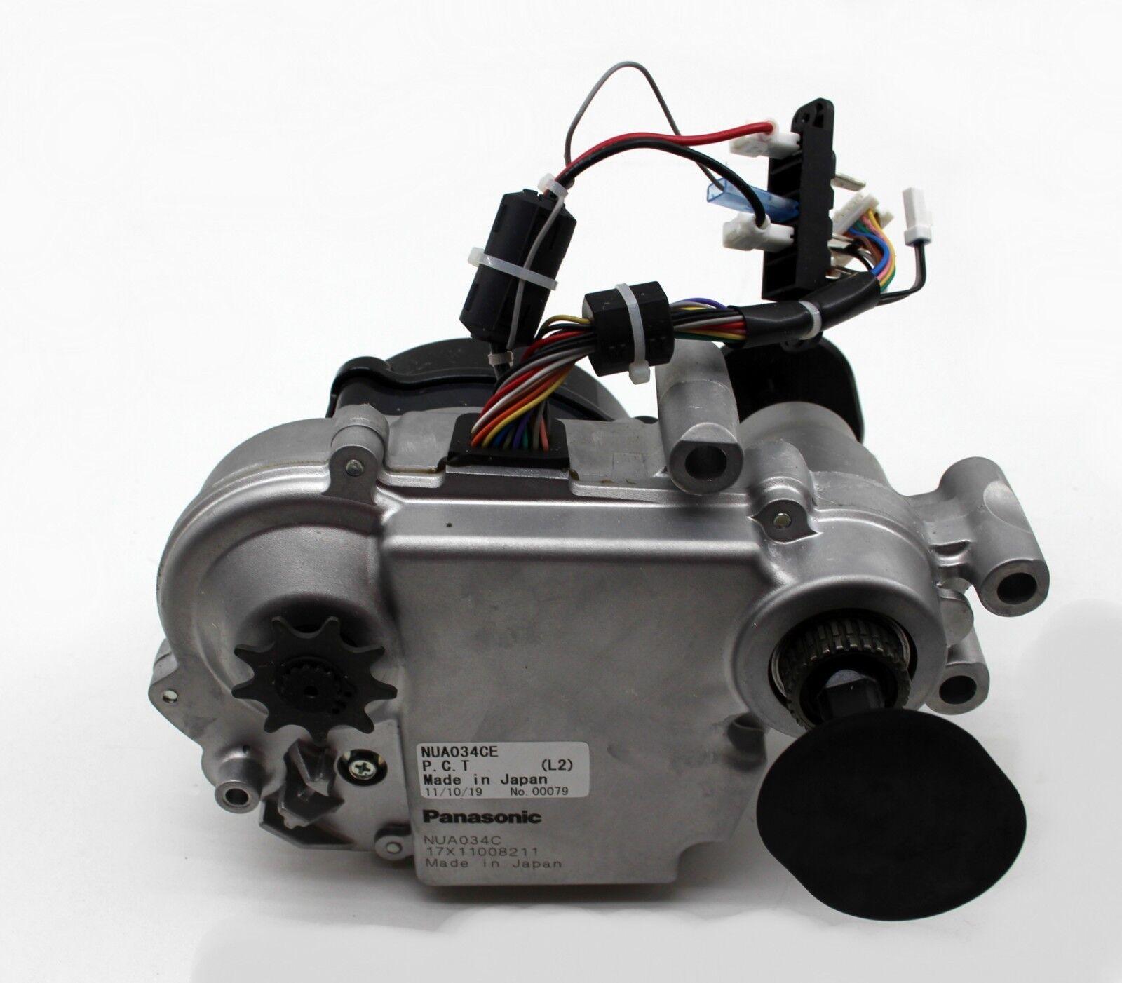 Panasonic Elektro Motor für  45 km h E-Bike Speed Panasonic NUA034HB, L2  incredible discounts