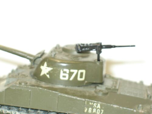 1 Machine Gun 12//7 for Char Priest or M10 Solido Military