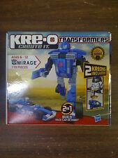 Transformers Kre-O 31145 Mirage Kreons NEW FREE SHIP US