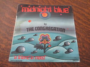 45-tours-THE-CONGREGATION-midnight-blue