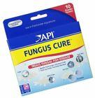 2x API Fungus Cure Aquarium Powder 10 Packets