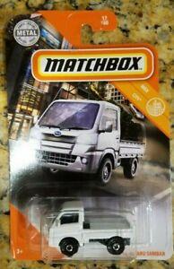 2020 Matchbox #17 MBX City 2014 Subaru Sambar