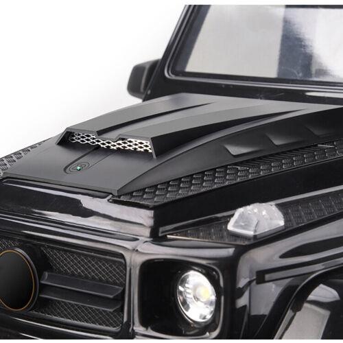 Front Hood Vent RC Car Body Shell Mount for TRX4 TRX6 Mercedes-Benz G500 G63 6x6