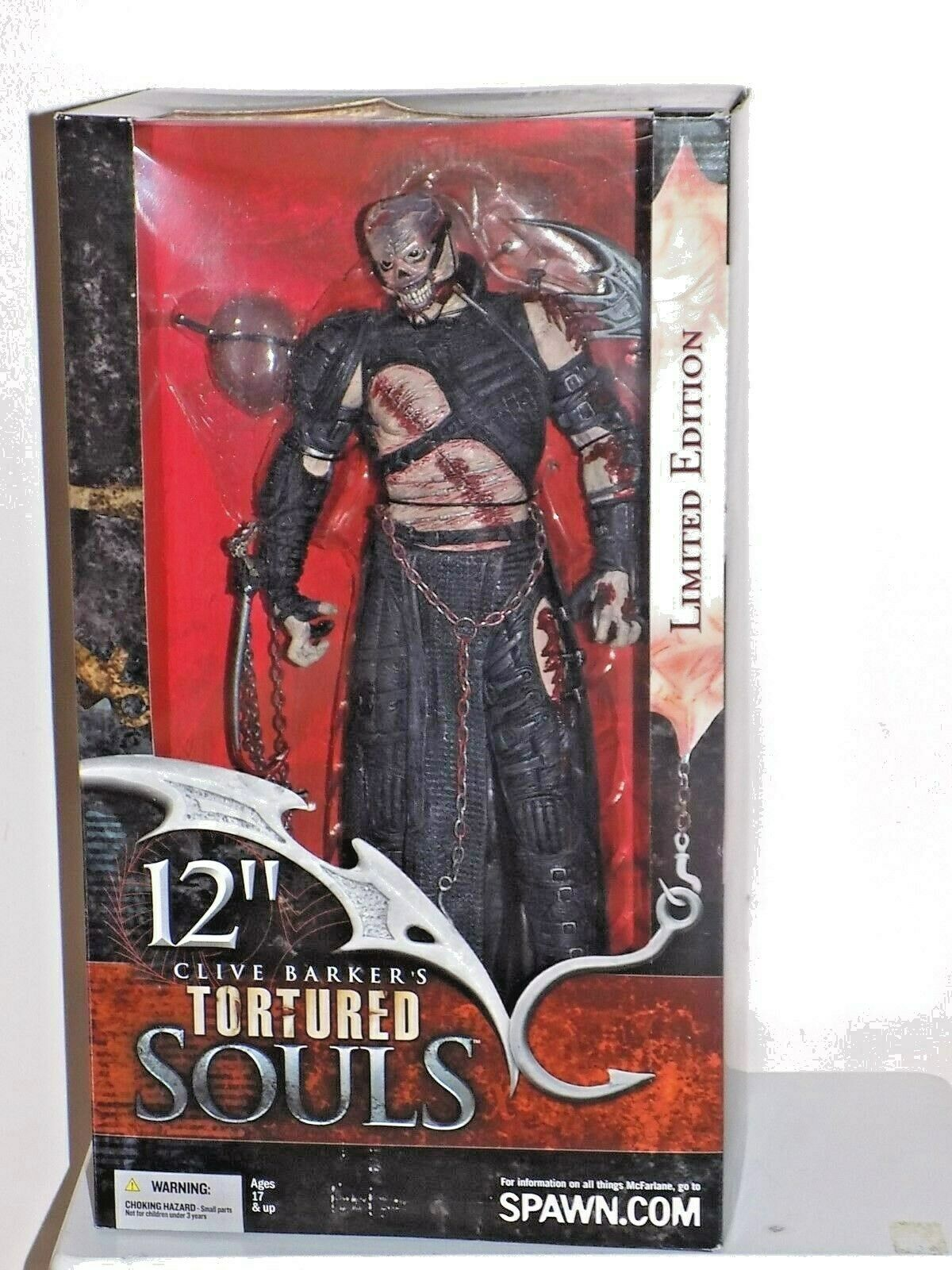 Clive Barker Tortured Souls Deluxe 12in Venal Sealed Never Opened