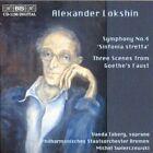 Lokshin Tabery Swierczewski Symphony 4 Sinfonia Stetta CD