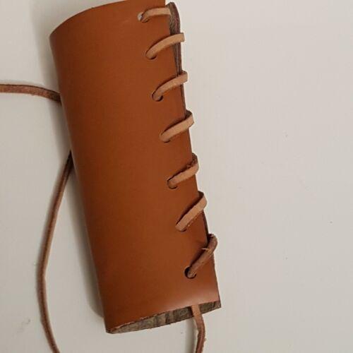 Leather Overstrike Protector Sheath For Hultafors Gransfors Bruks Bush Craft Axe
