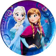 Disney Frozen 2 Lunch Plates 8ct 8 5//8 In Princess Elsa Party Plates