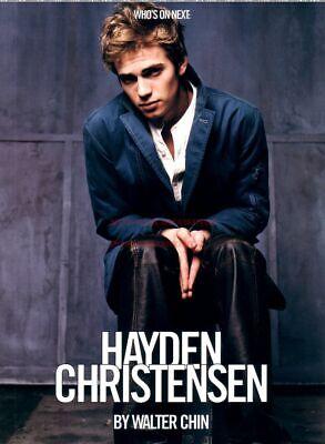 3 HAYDEN CHRISTENSEN Hollywood Celebrity Art Photo Poster 24 inch X 36 inch
