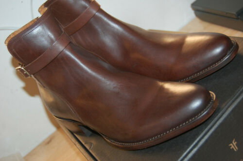 NIB Frye Men/'s Grady Jodphur Fashion Boot Brown 11 med US $400 Leather