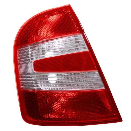 intermitente Skoda Fabia 6Y2 1999-2007 Hatchback Lámpara de luz trasera combinación izquierda